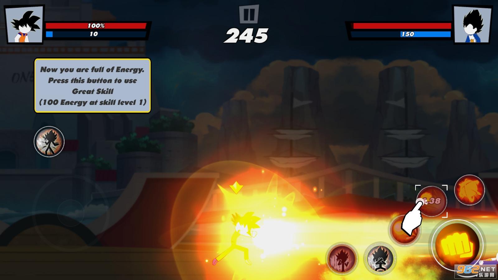 全明星英雄混沌战争v1.9安卓版截图0