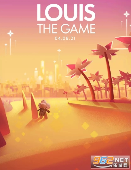 LV浪漫手游《Louis:The Game》跟着Vivienne冒险吧