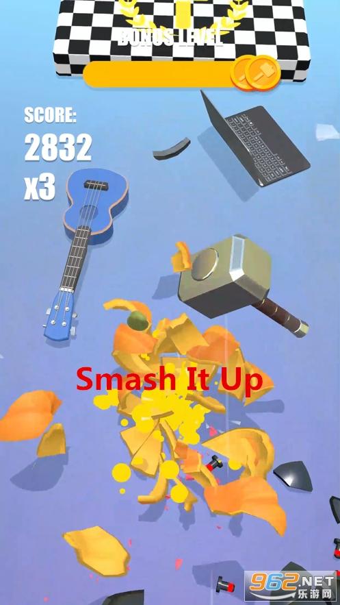 Smash It Up游��