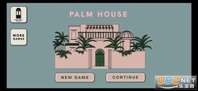 palm house游��