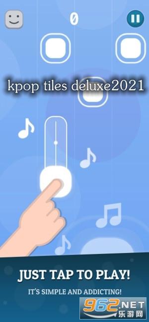 kpop tiles deluxe2021正版