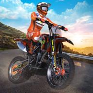 拉力�O限摩托手�C游��v1.0.0 安卓版