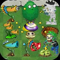 植物大战僵尸卡通版游戏