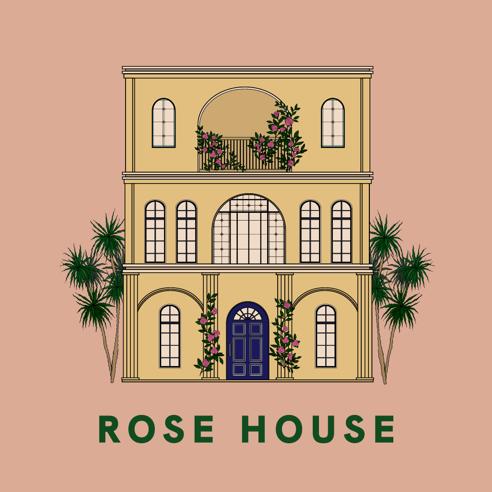 rose house游��