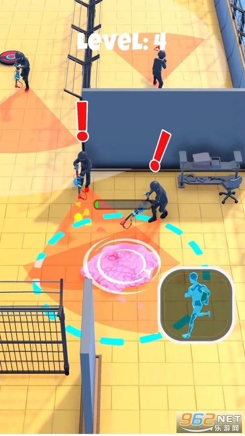 水人3D手游v1.0 (Waterman 3D)截�D2