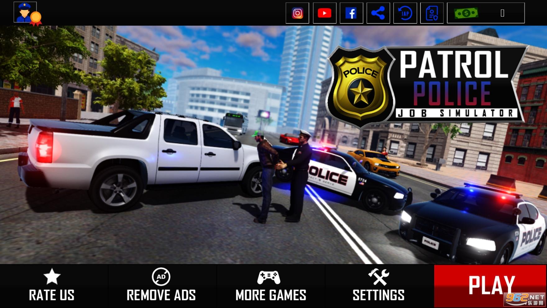 巡�警察模�M器手�C版v1.3破解版截�D3