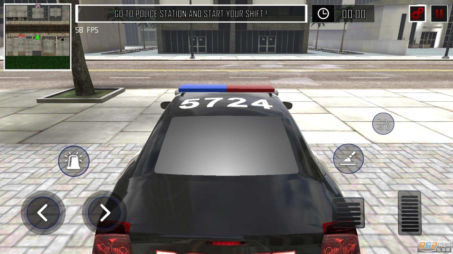 巡�警察模�M器手�C版v1.3破解版截�D2