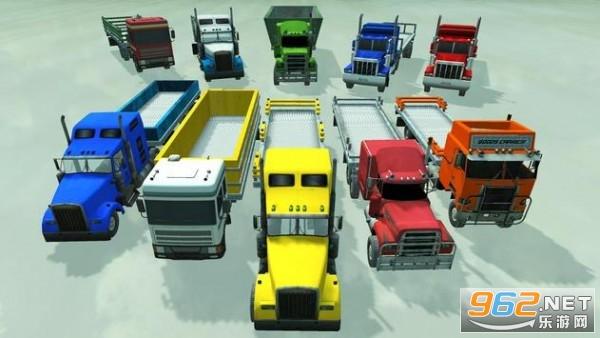 坡道卡车模拟器2021v4.0.5 最新版截图0