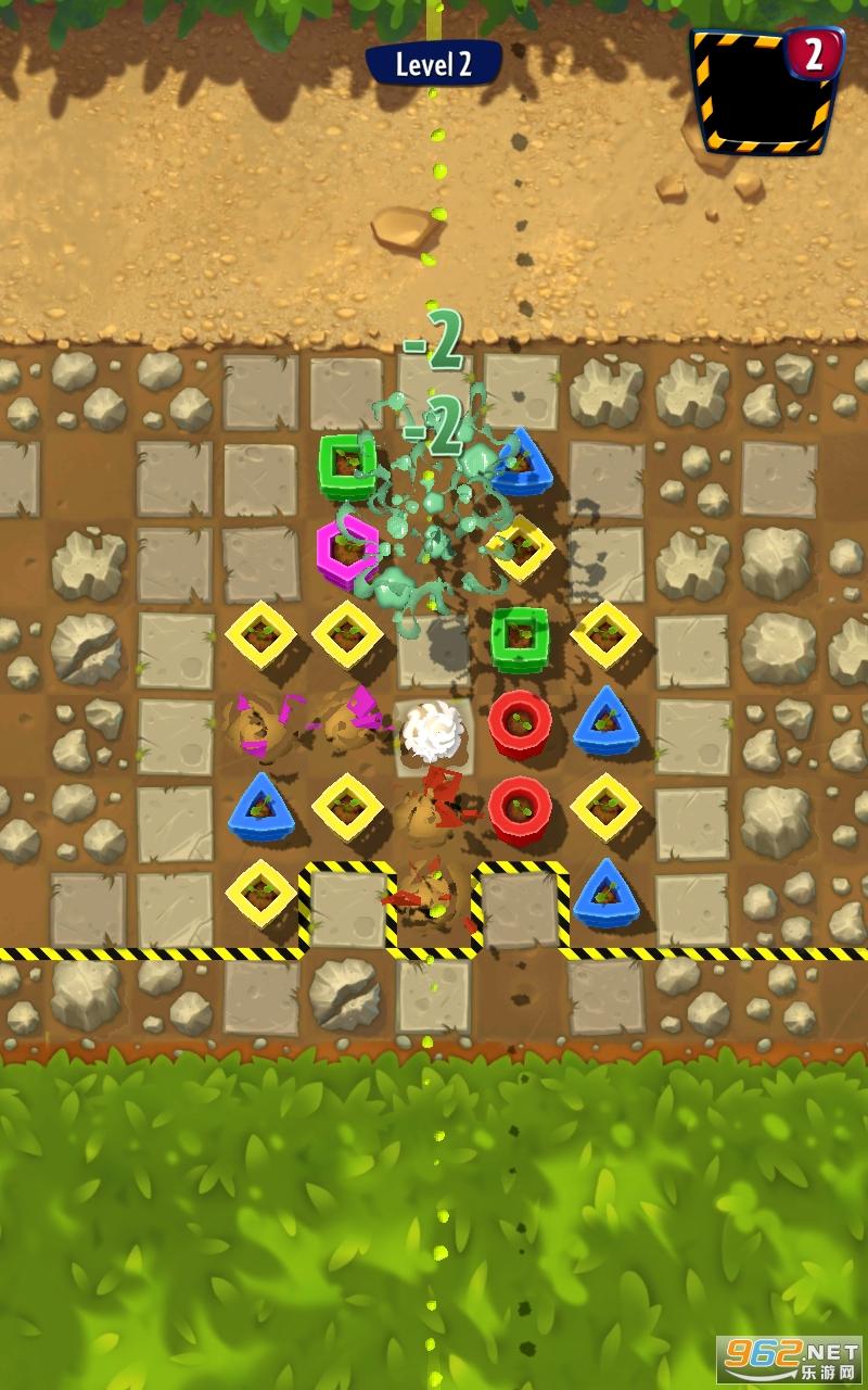 植物大战僵尸消消乐游戏v1.0.4 (Zombie Match)截图2