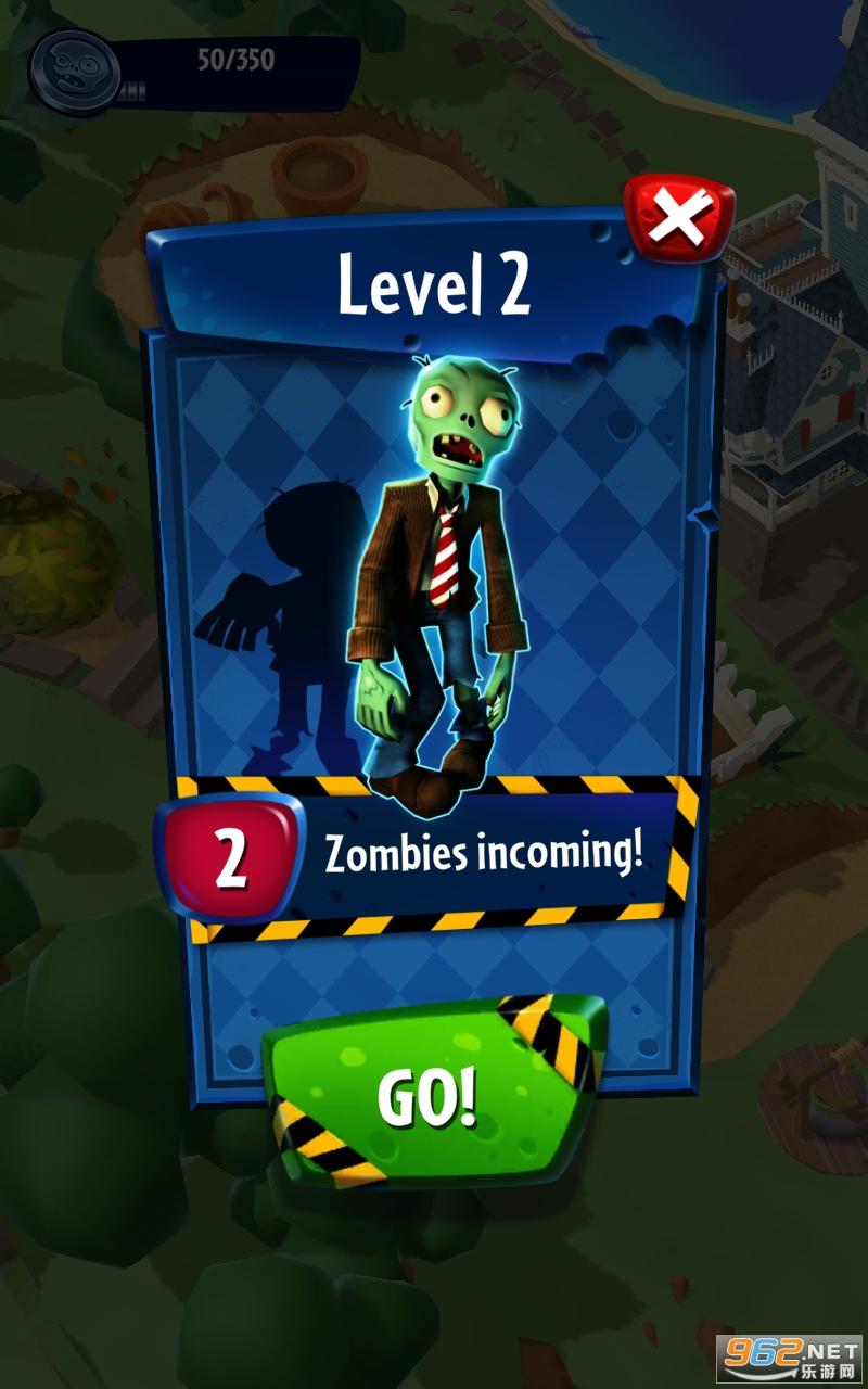 植物大战僵尸消消乐游戏v1.0.4 (Zombie Match)截图0