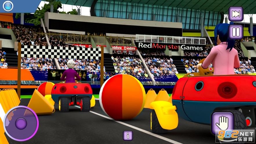 夏季田径运动3D sim中文版v1.0完整版截图0