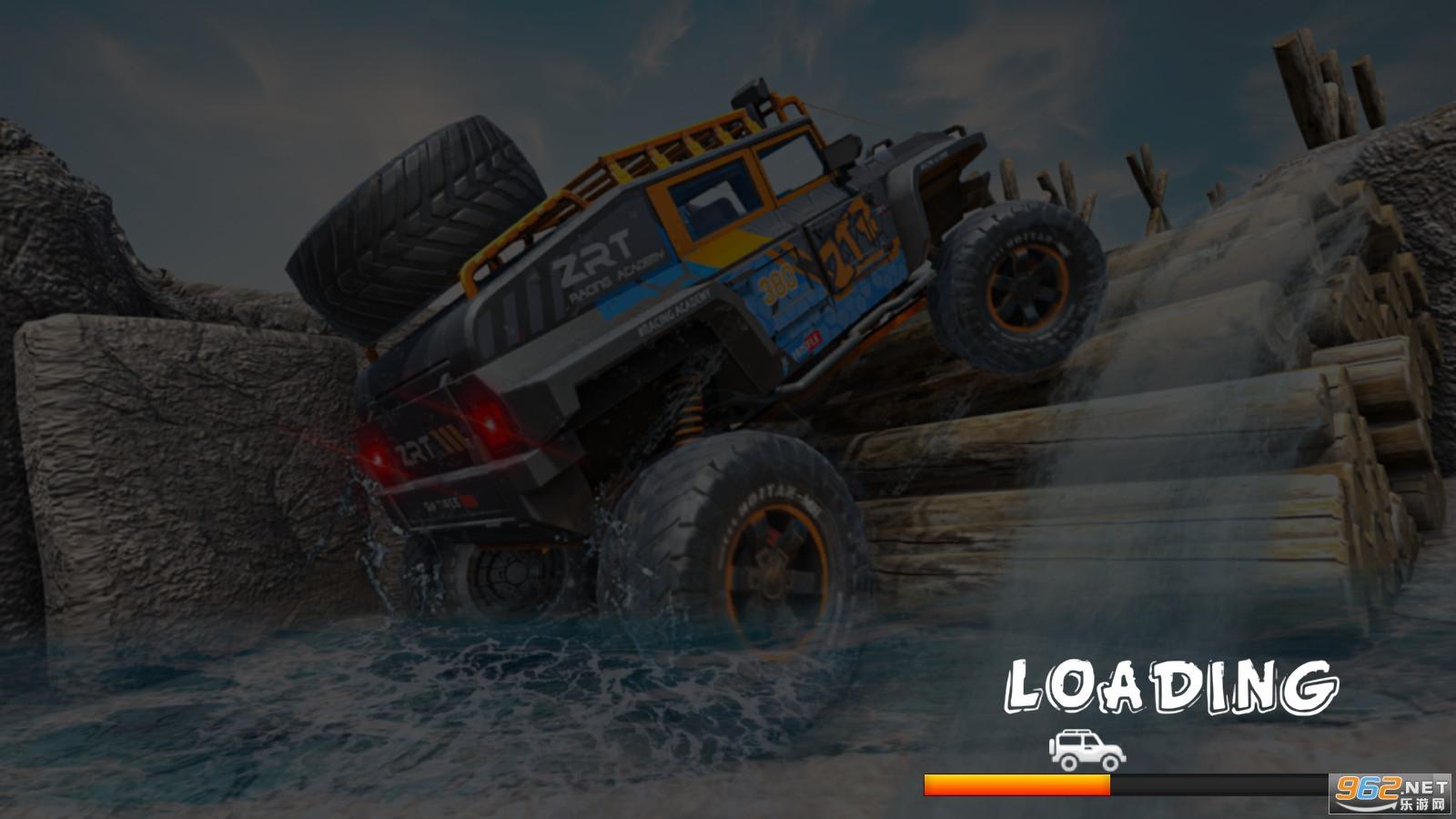 Mega Truck Offroad driving games 2021手游