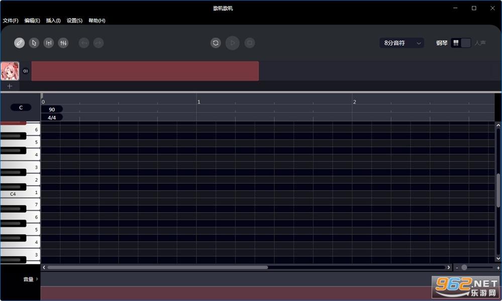 歌叽歌叽电脑版v1.0.0 (歌曲创作)截图0