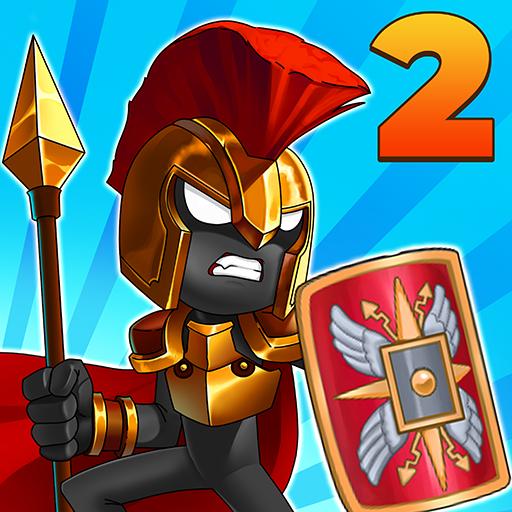 火柴人����z�a2(破解版)游��v1.0.8有皮的