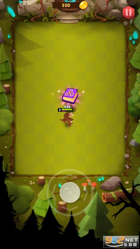 曲奇英雄游��v1.6.0 Gingerbread Hero截�D5