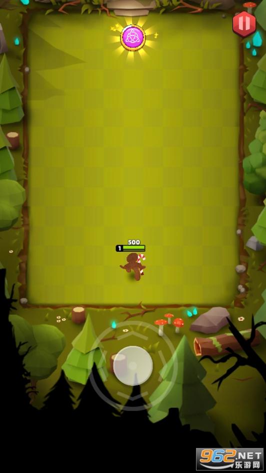 曲奇英雄游��v1.6.0 Gingerbread Hero截�D2
