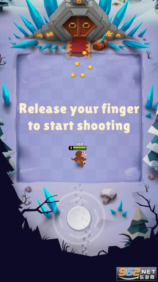 曲奇英雄游��v1.6.0 Gingerbread Hero截�D7