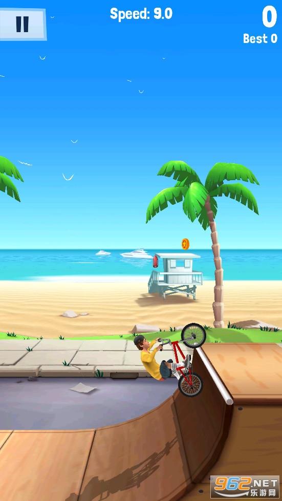 花式自行车破解版v2.28无广告截图2