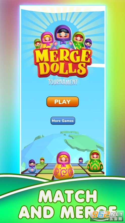 Merge Dolls Mergical Match 3