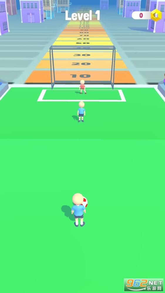 画线足球射门安卓版