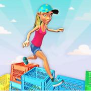 街头牛奶箱挑战3D游戏v1.0 苹果版