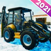 挖掘机模拟器专业版2021游戏v1.0 最新版