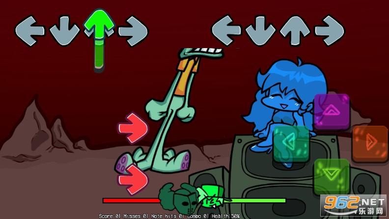 周五夜放克海绵宝宝vs章鱼哥模组v4.0安卓最新版截图5