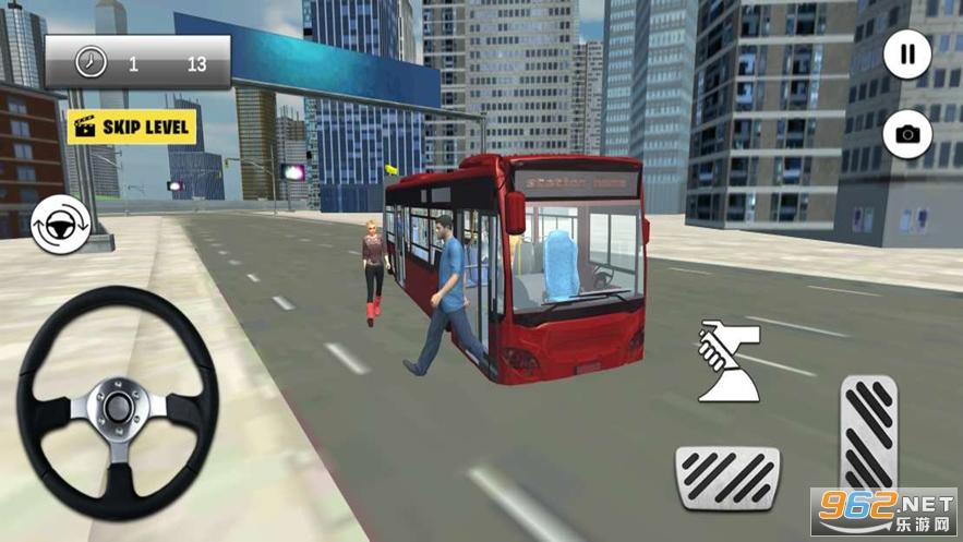 地�F巴士停�游��3Dv1.0官方版截�D0