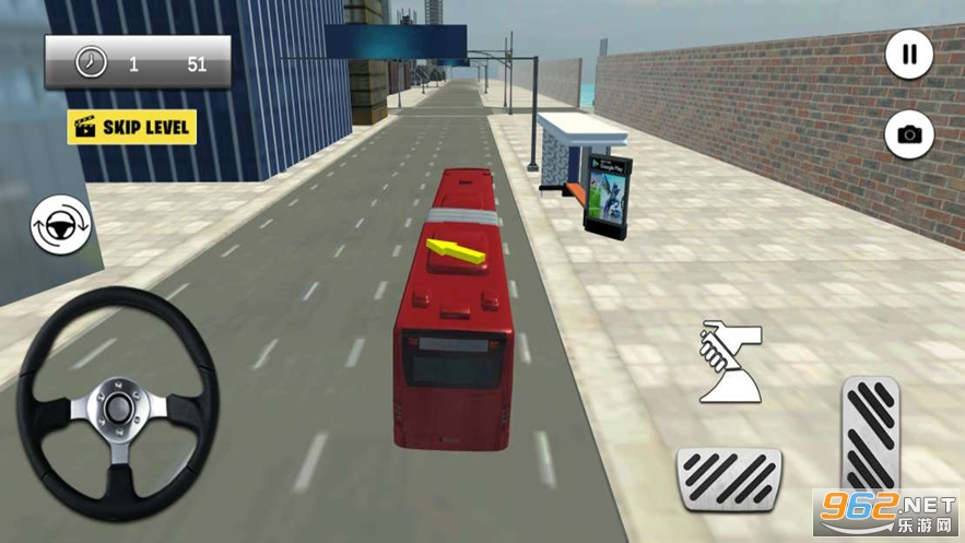 地�F巴士停�游��3Dv1.0官方版截�D2