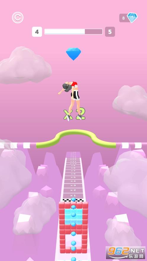 女孩�w行官方版v1.2 (Fly Girl Fly)截�D3