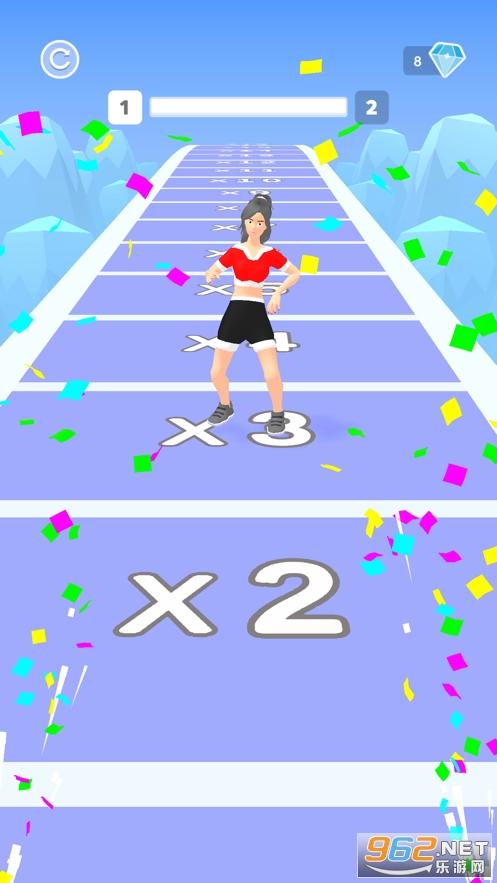 女孩�w行官方版v1.2 (Fly Girl Fly)截�D4