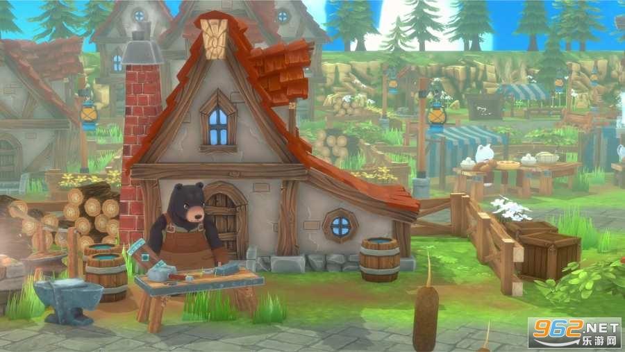 奇塔利亚童话手机版游戏截图3