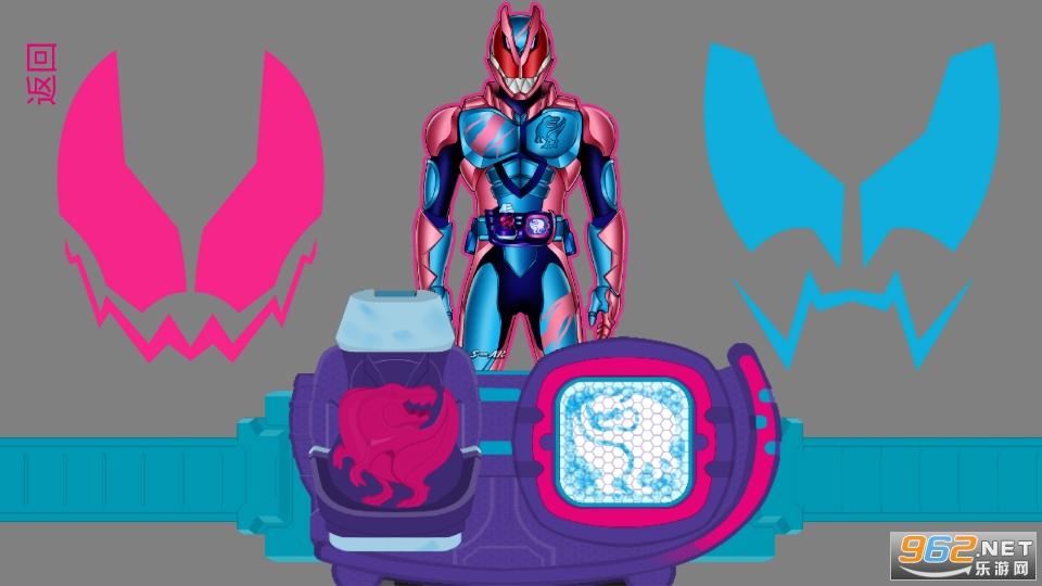 假面骑士利维斯腰带模拟器手机版v1.0 (假面骑士revice)截图9