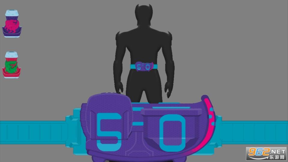 假面骑士利维斯腰带模拟器手机版v1.0 (假面骑士revice)截图4