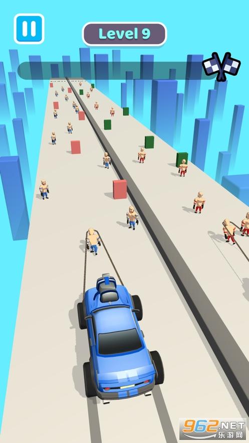 Bite Pull Race游戏v1.0 官方版截图3
