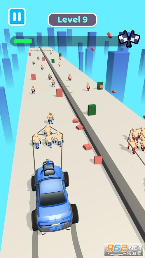 Bite Pull Race游戏v1.0 官方版截图1