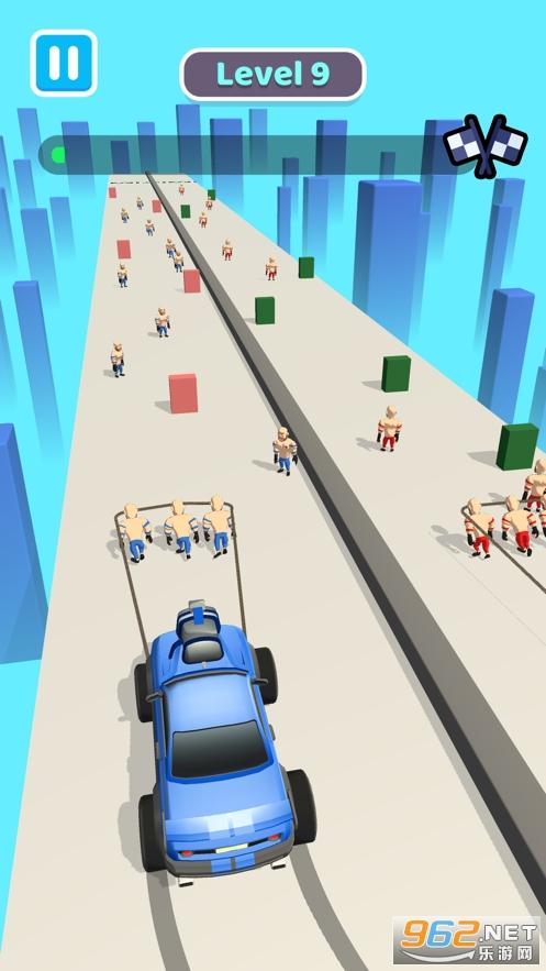Bite Pull Race游戏v1.0 官方版截图0