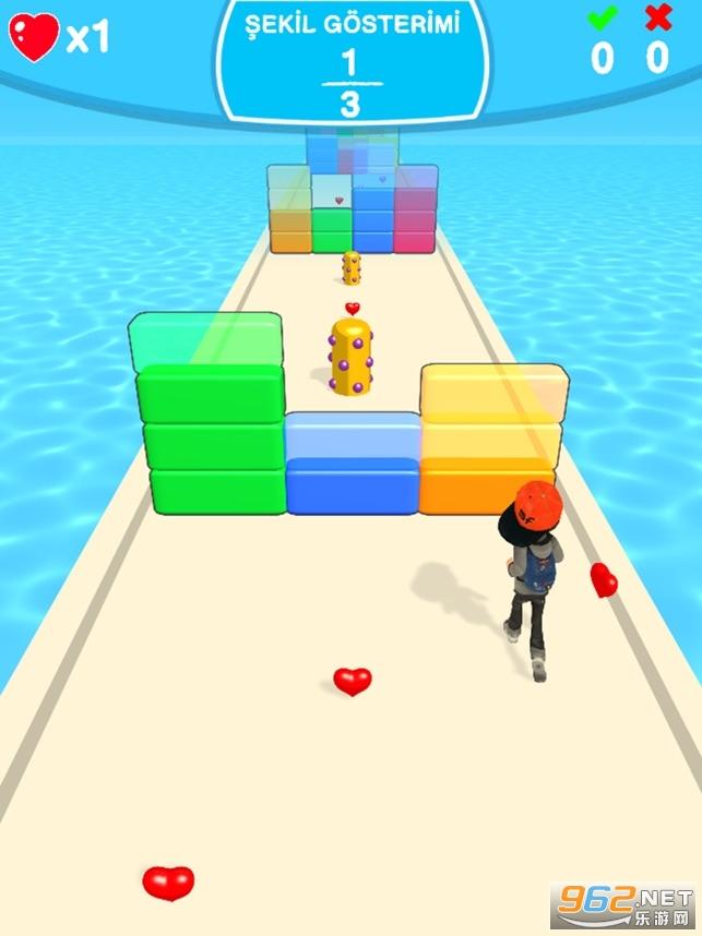 Fraction Run游戏v1.0 小游戏截图2