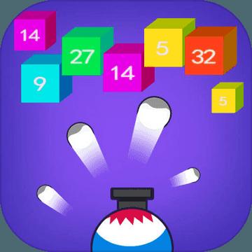 不停歇的球游戏v1.0 (打砖块)